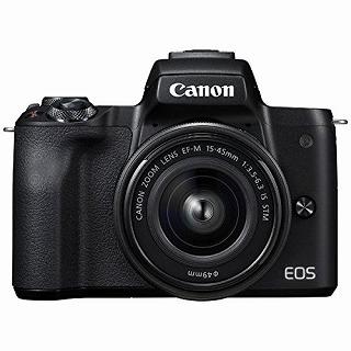 Canon「EOS Kiss M」