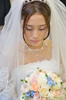 亜由美花嫁