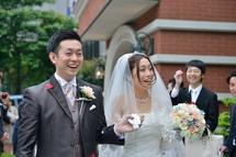 たろう君結婚式