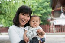 木田さん妹さんママと