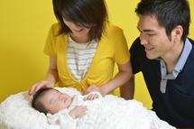 安田宗玄くんパパママとおうち