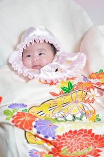 上島さん縦赤ちゃん室内